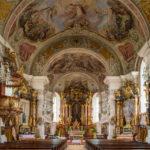 Kirche in Söll Tirol