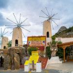Ausflugsziel Windräder der Lassithi-Hochebene - Kreta Reisebericht