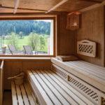 Reisebericht Tulpe-Production.de - Sauna mit Bergblick