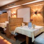 gemütliche Nieschen im Restaurant Berghof Söll