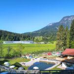 Balkonblick ins Tal Zimmer 104 - Berhof Söll - Reisebericht von Tulpe-Production