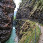 Aussichtsplattform Tiefenbachklamm Reisebericht Klammwanderungen