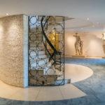 Hotel Calimera Sirens Kreta Treppenhaus Reisebericht