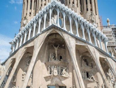 Reisebericht Barcelona Review 2019 - Basilika Sagrada Familia