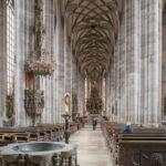 Reisebericht Dinkelsbühl - Kirche schönste Altstadt Deutschlands