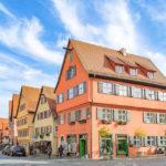 Reisebericht Dinkelsbühl - historische Altstadt
