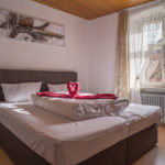 Hotel blauer Hecht Dinkelsbühl - Schlafzimmer