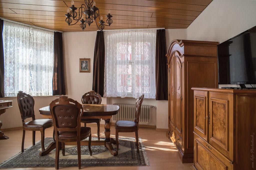 Hotel blauer Hecht Dinkelsbühl - Suite