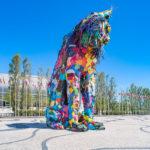 Expo Lissabonn Maskottchen