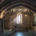 Lissabon Reisebericht Grab im Kloster