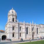 Lissabon Jeronimos Kloster