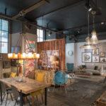 Szeneviertel in Lissabon - LX Factory - Kunstverkauf