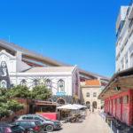 Szeneviertel in Lissabon - LX Factory