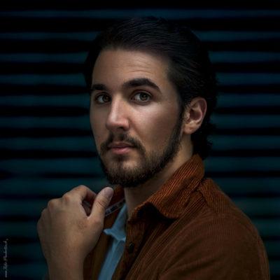 anspruchsvolle Portraitfotografie für Männer - künstlerisch und emotional