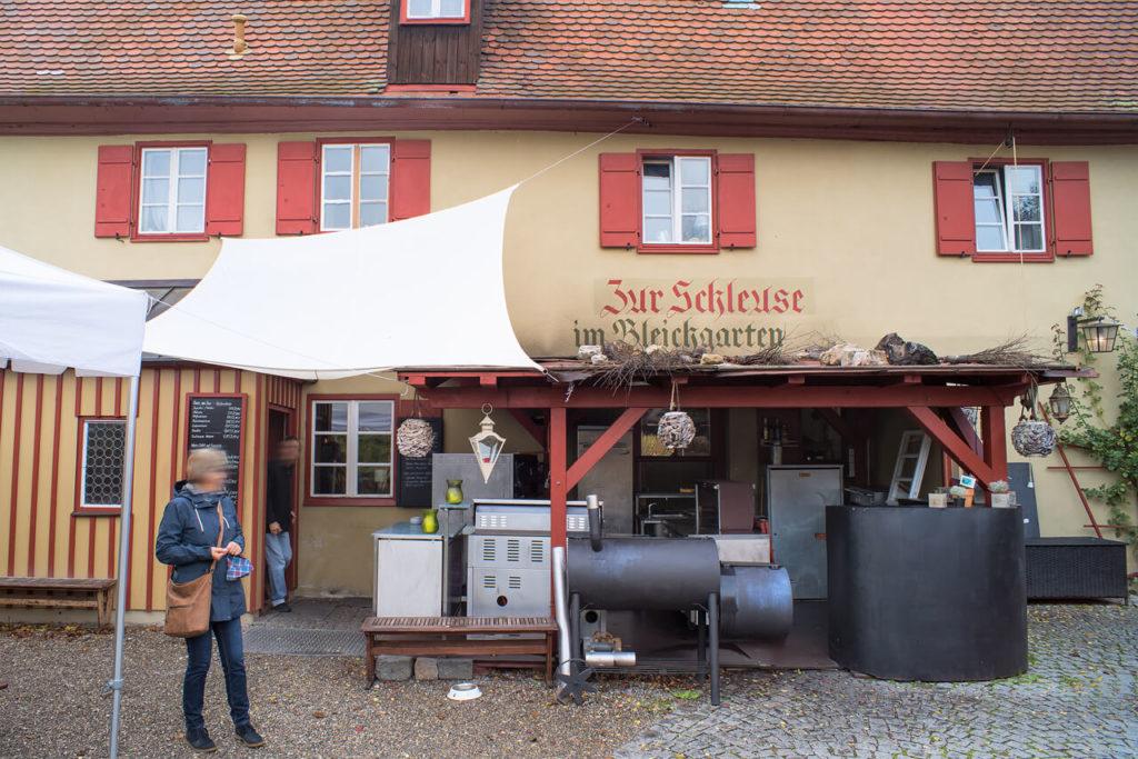 Restaurantempfehlung Reisebericht Dinkelsbühl