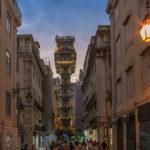 Reisebericht Lissabon - Altstadt bei Nacht