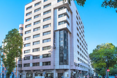 4 Sterne Hotel Real Parque Lissabon