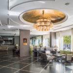Reisebericht Lissabon - Lobby Hotel Real Parque