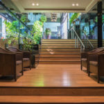 Reisebericht Lissabon - Hotel Real Parque - Treppenhaus