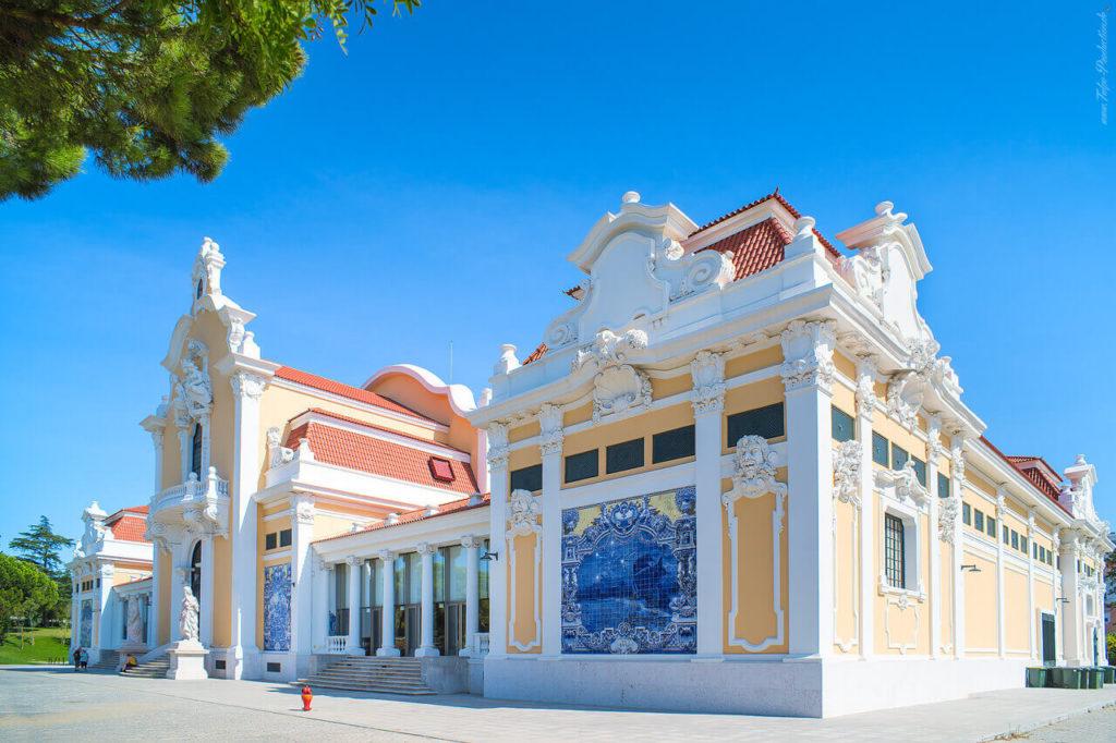 Lissabon ein Reisebericht - Pavillon Carlos Lopez
