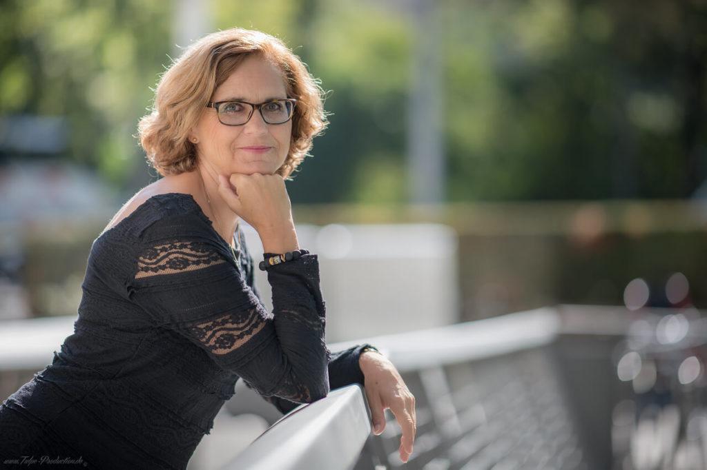 Cornelia Lotter im Interview - Portraits für Künstler