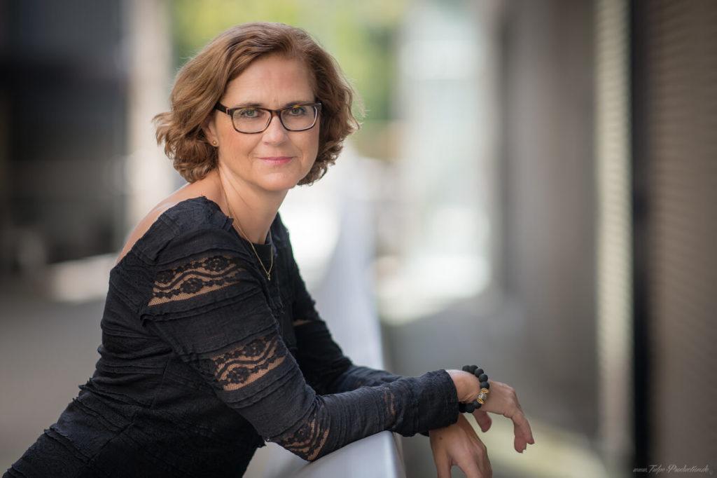 Portraitfotos für Künstler mit Autorin Cornelia Lotter