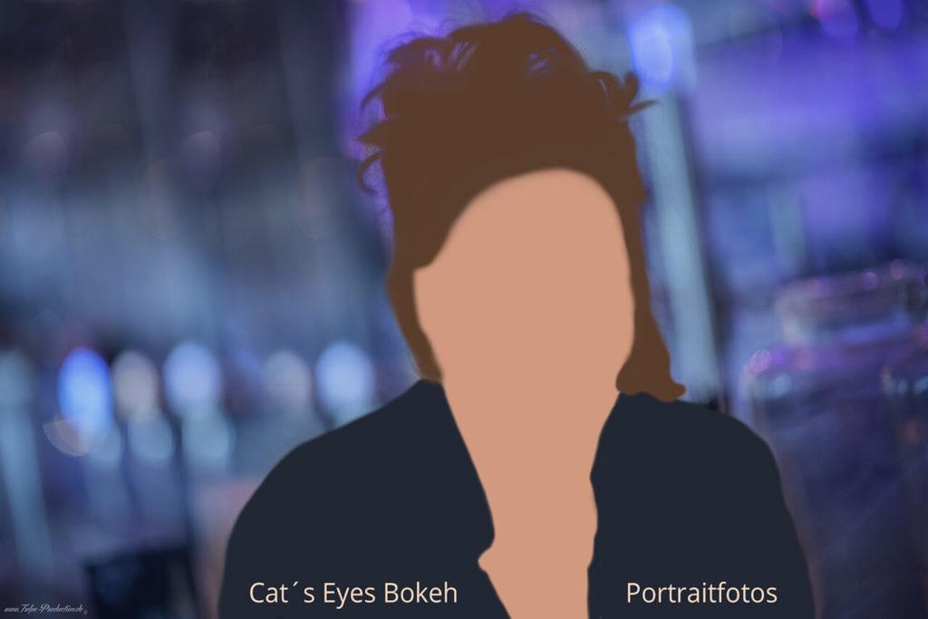 Portraitfotos mit Cats Eyes Bokeh