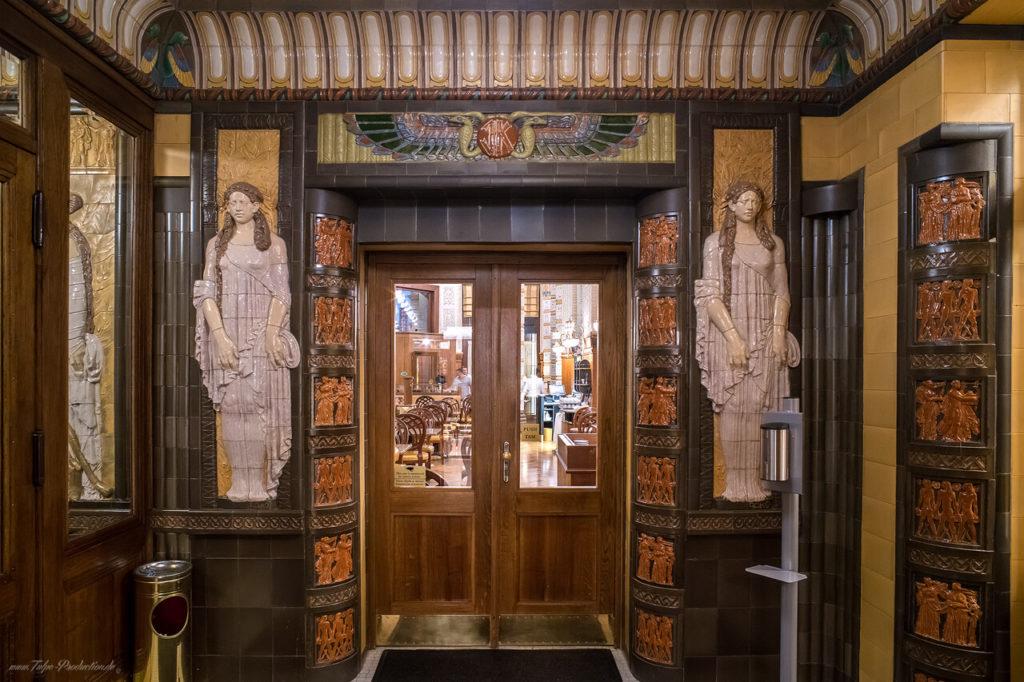 Art Deco Imperial Hotel - Reisebericht Prag