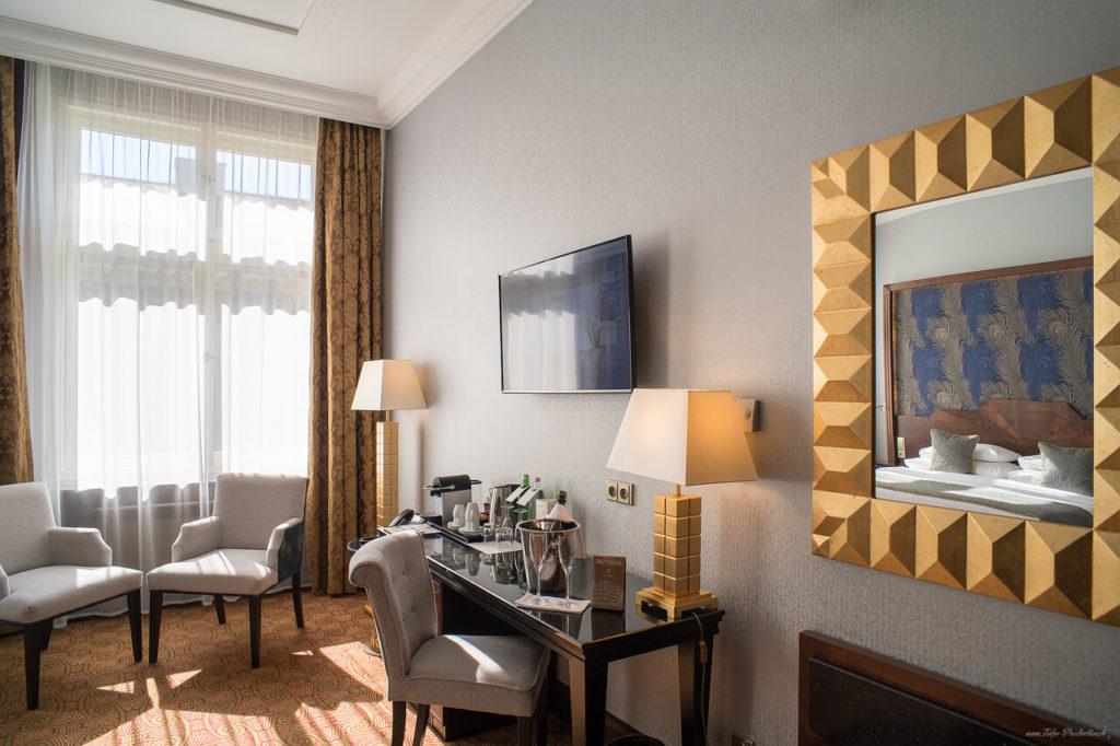 Art Deco Imperial Hotel Prag - Executive Zimmer