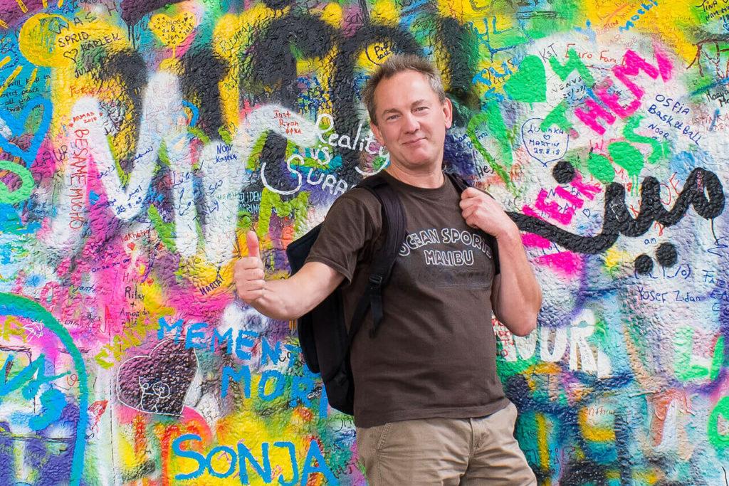Frank - Fotograf, Blogger und Betreiber von Tulpe-Production.de