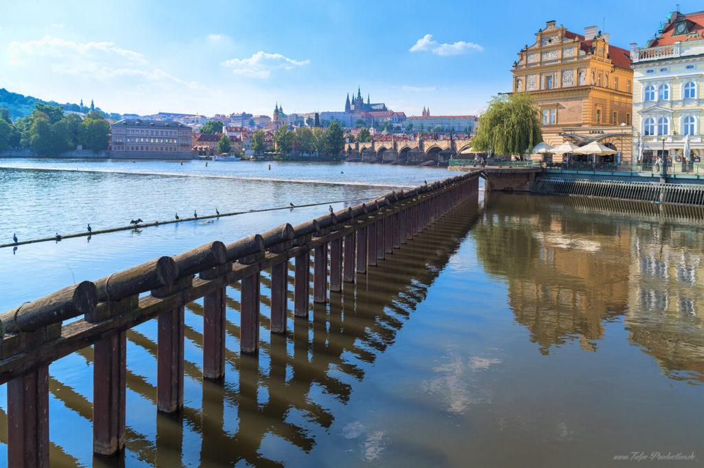 Reisebericht Prag - Top Ten Sehenswürdigkeiten Kalsbrücke