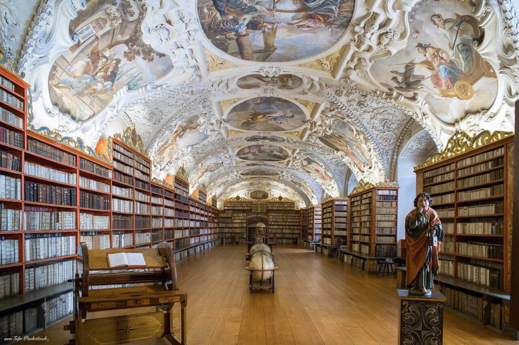 Kloster Strahov Prag - ein Reisebericht