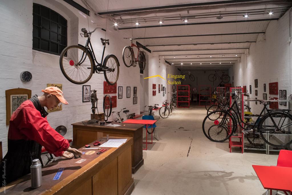 Fahrradmuseum Hotel zur Henne Naumburg