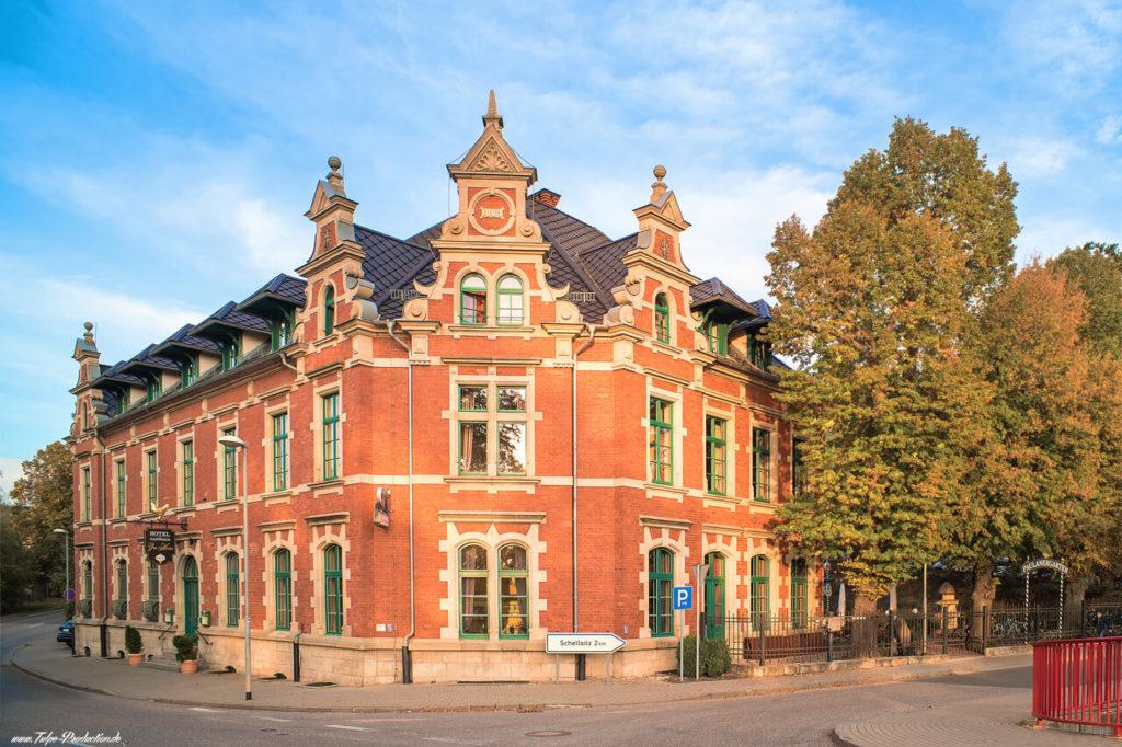 Gasthaus zur Henne Naumburg