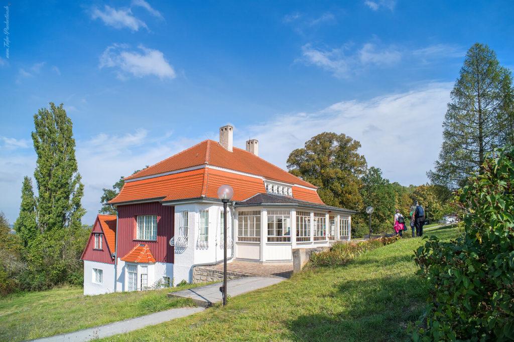 Reisebericht Naumburg Klingerhaus