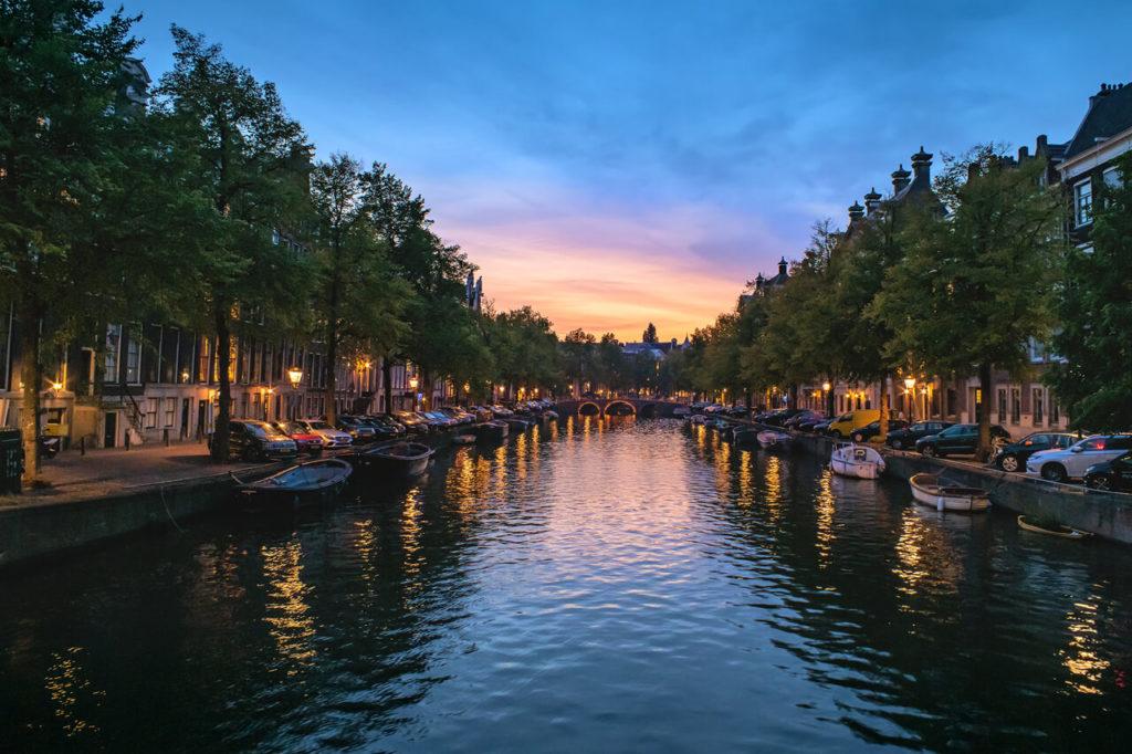 Reisebericht Amsterdam - 9 Straßen Viertel