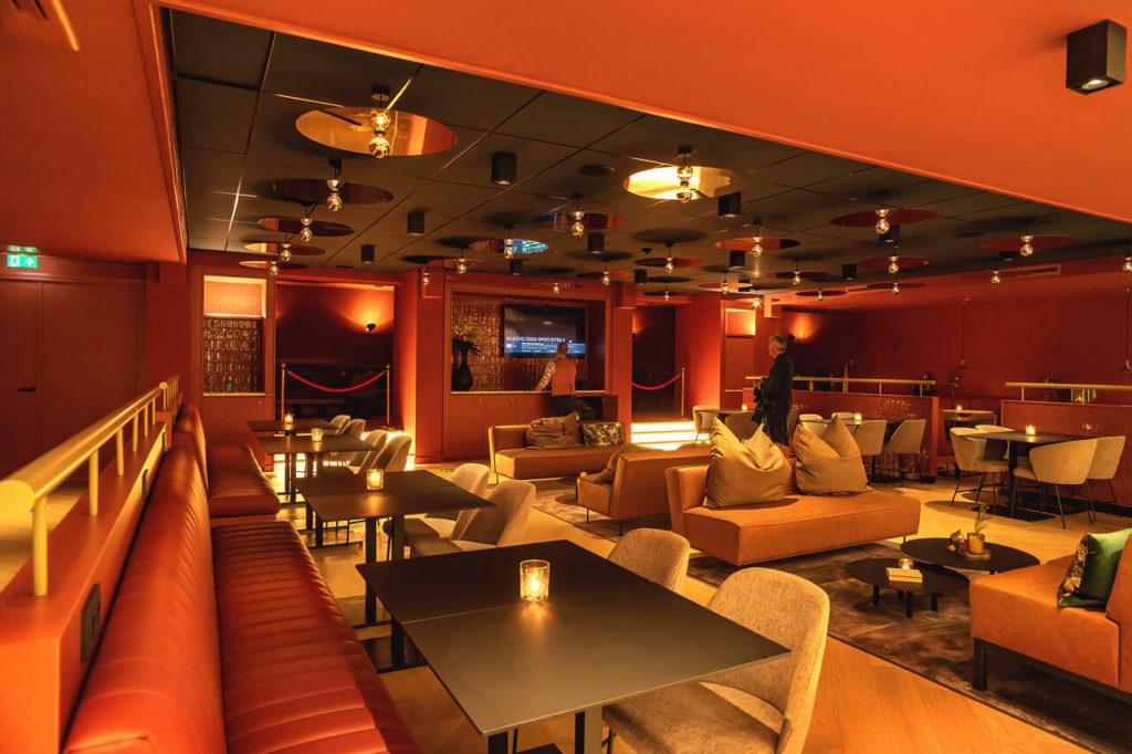 Bar und Frühstücksraum Hotel Eden Amsterdam