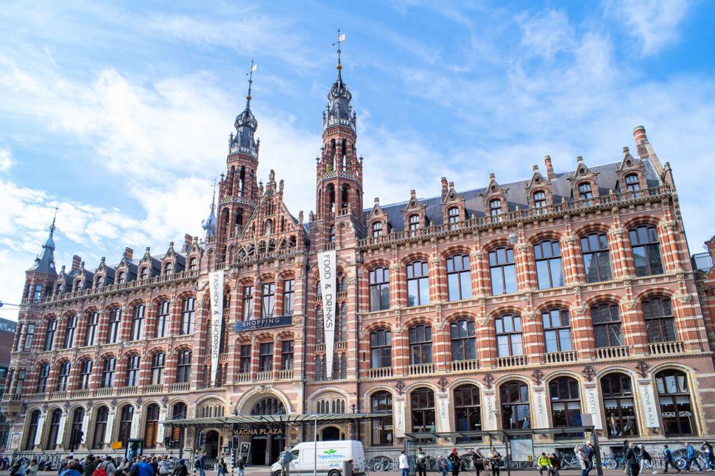 Shopping in Amsterdam