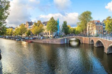4 Tage Amsterdam - ein Reisebericht