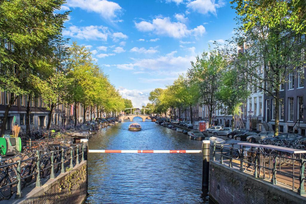 Amsterdam Grachtenfahrt - ein Reisebericht