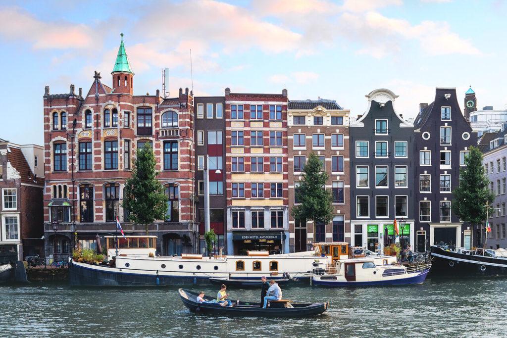 Amsterdam Hotel Eden - eine Reisebericht