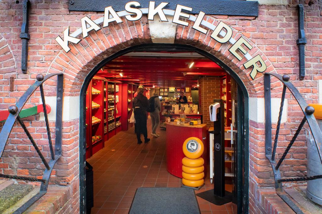 Käse kaufen in Amsterdam