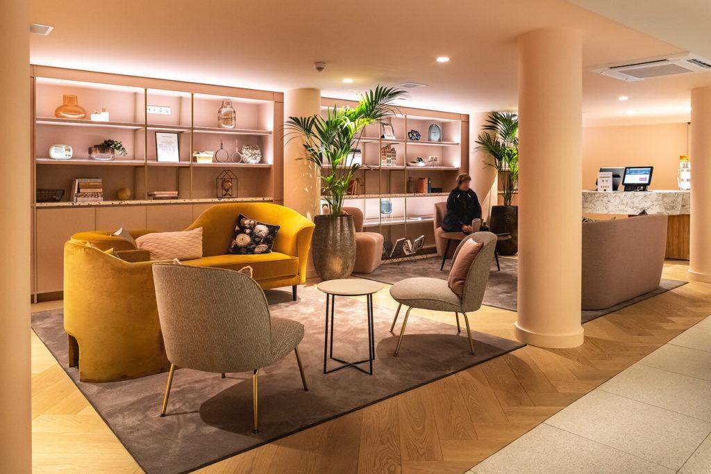 Hotel Eden Amsterdam - Lobby